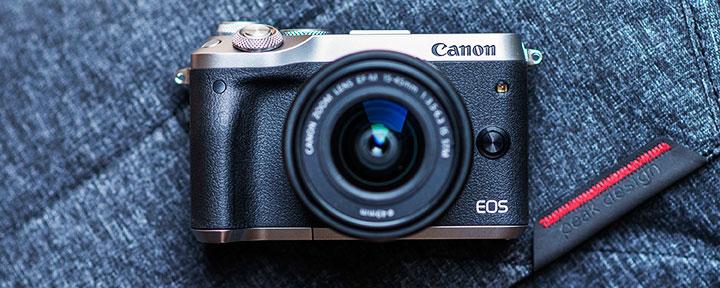 Начинающий папарацци: лучшие фотокамеры Canon 2018 года