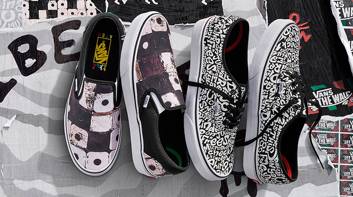 Vans × A Tribe Called Quest