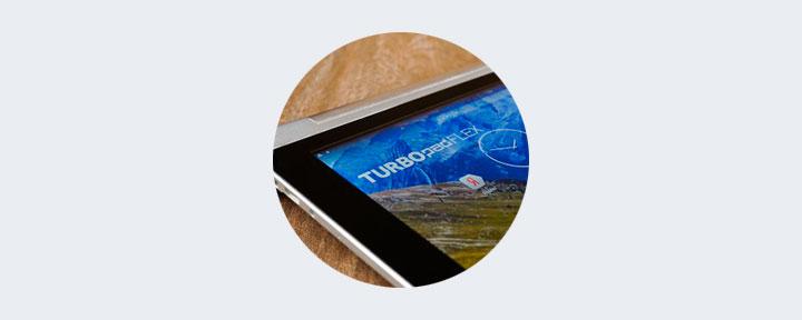 Лучшие бюджетные планшеты TurboPad