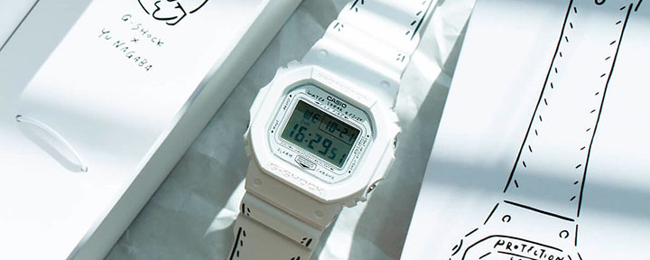 G-Shock × Yu Nagaba