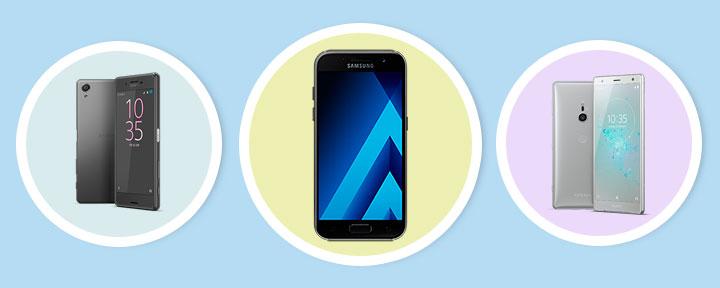 Лучшие смартфоны, которыми можно пользоваться одной рукой