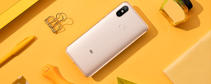 Обзор Xiaomi Mi 6Х