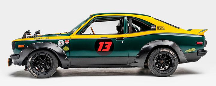 Mazda RX-3 от DNA Garage 1974 года