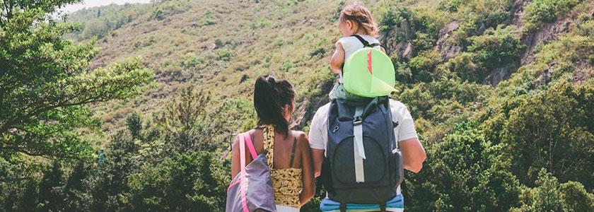 Многофункциональный семейный рюкзак MFP 5.0