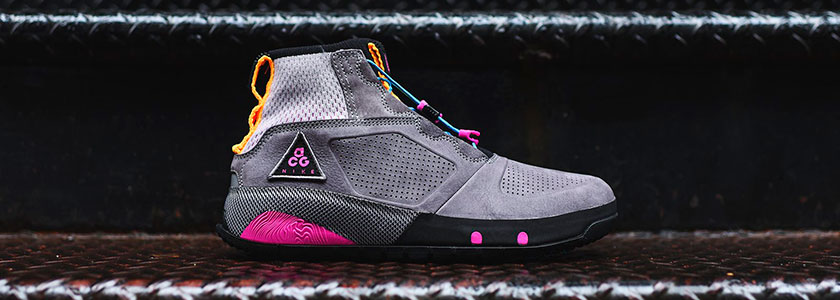 Походные кроссовки Nike ACG Ruckel Ridge