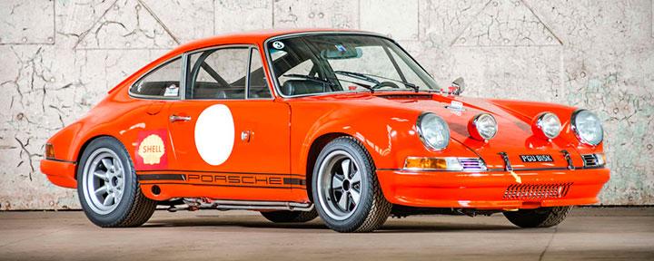 Porsche 911 S/T Outlaw Coupe