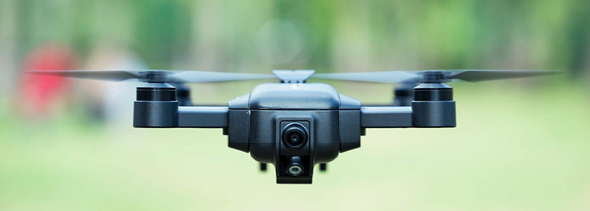 4К-дрон Mark