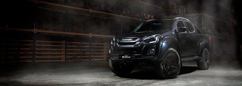 Iszuzu D-Max Arctic Trucks AT35 Stealth