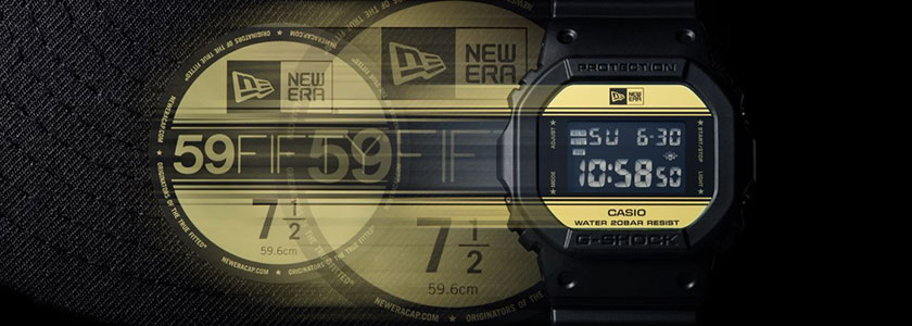 G-SHOCK × NEW ERA
