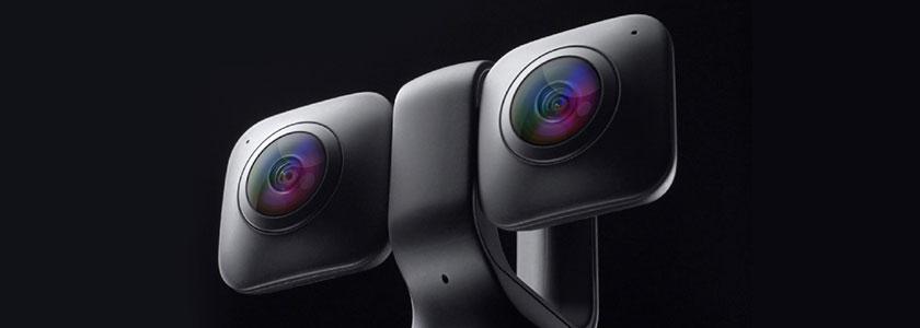 Humaneyes Vuze XR 360