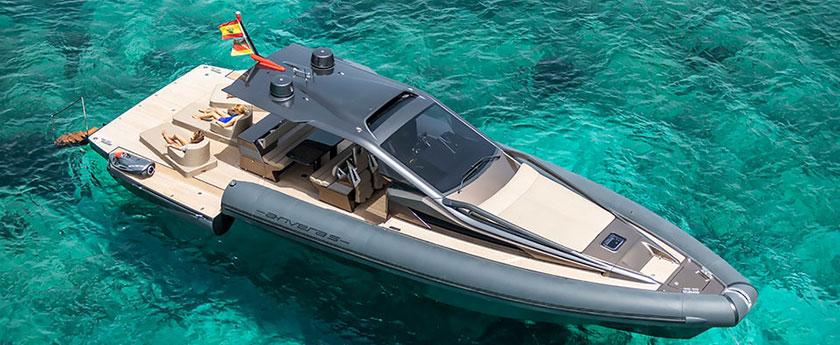Яхта Anvera 48