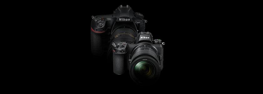 Nikon Z7 и Z6