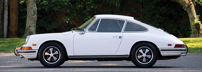 Porsche 911L 1968 года