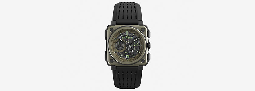 Bell&Ross BR-X1 Military