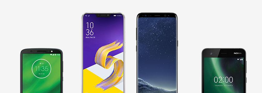 8 дешевых смартфонов в 2019 году