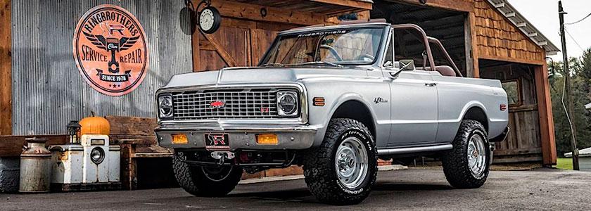 Chevrolet K-5 Blazer «Seaker»
