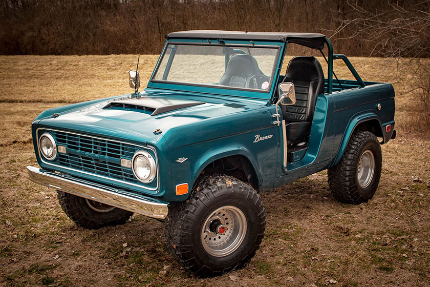 Ford Bronco «Sea Breeze» 1968