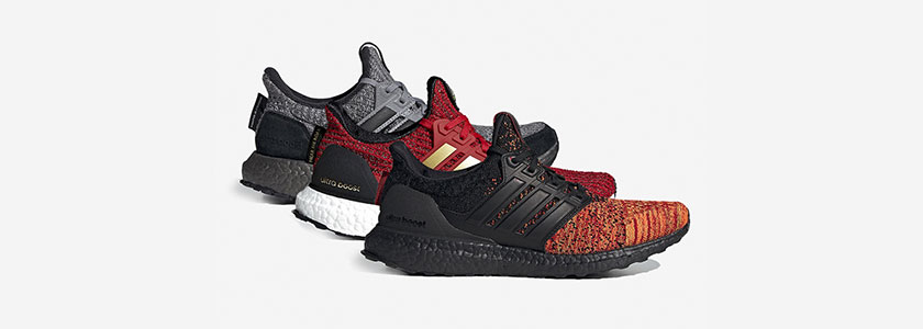 Game of Thrones × adidas Ultra Boost