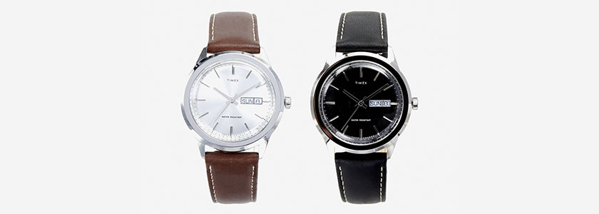 Timex+ Todd Mid-Century