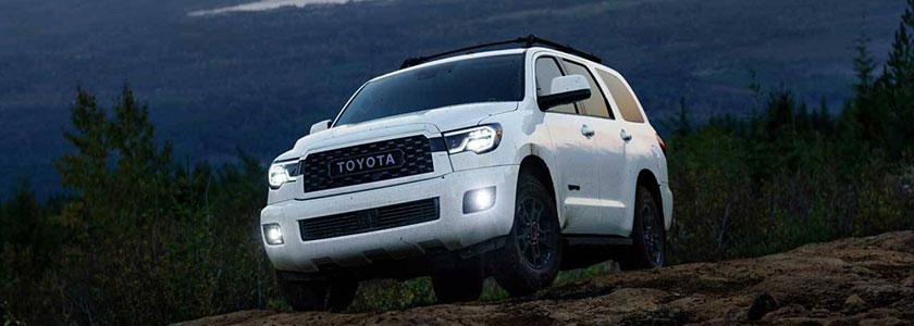 Toyota Sequoia Pro 2020 года