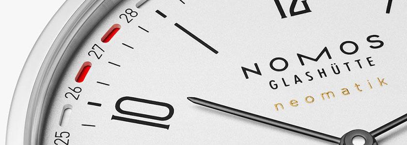 Nomos Neomatik 41 Update