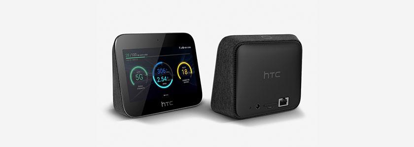 Смарт-хаб HTC с 5G-модемом