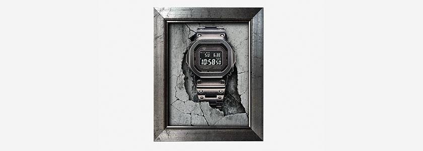 G-Shock GMWB5000V «Aged IP»
