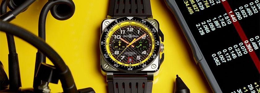 Коллекция наручных часов Bell & Ross R.S. 19