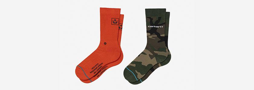 Коллекция носков Carhartt WIP × Stance SS19