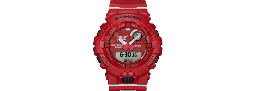 G-Shock × Everlast GBA800EL-4A