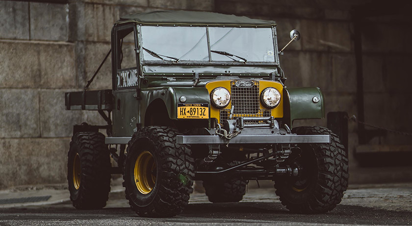 Land Rover Series One