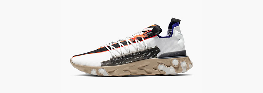 Nike ISPA React Low WR
