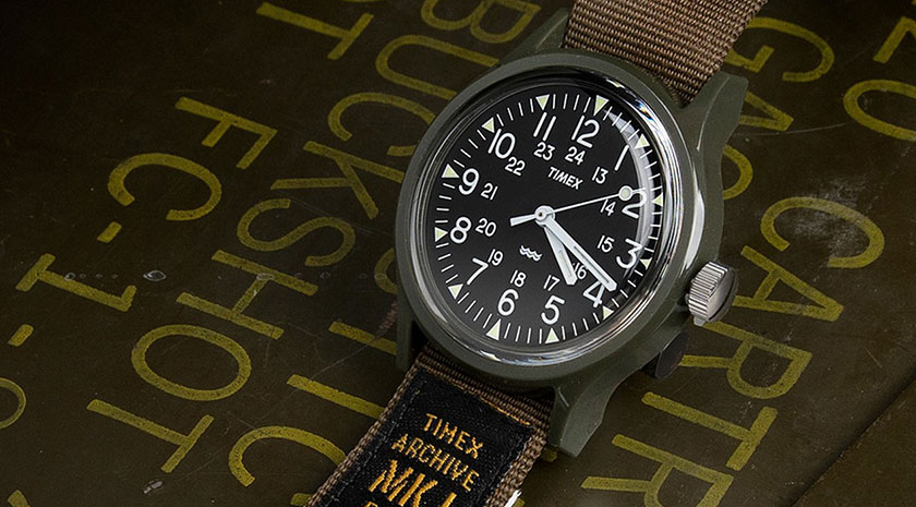 Timex Camper MK1