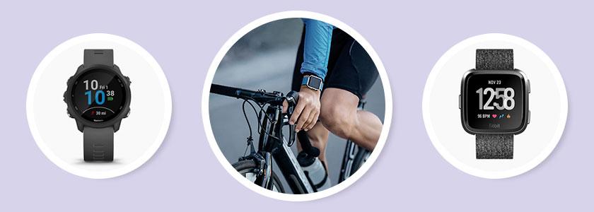 5 лучших часов для велоспорта с GPS-трекингом