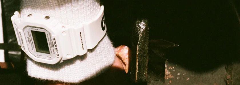 Casio G-SHOCK × ZIQ & YONI