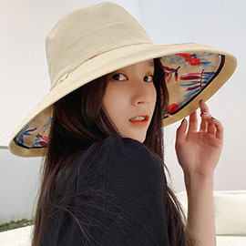 Oversized Hats in Popping Colors
