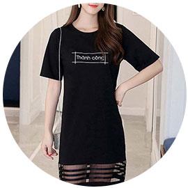 Платье-футболка? О да!