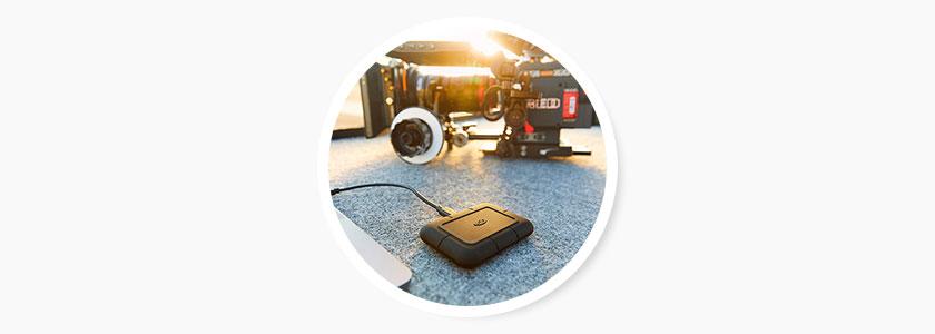 Самые лучшие защищенные внешние HDD и SSD-диски