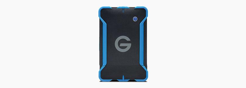 WD G-Technology G-DRIVE ev ATC