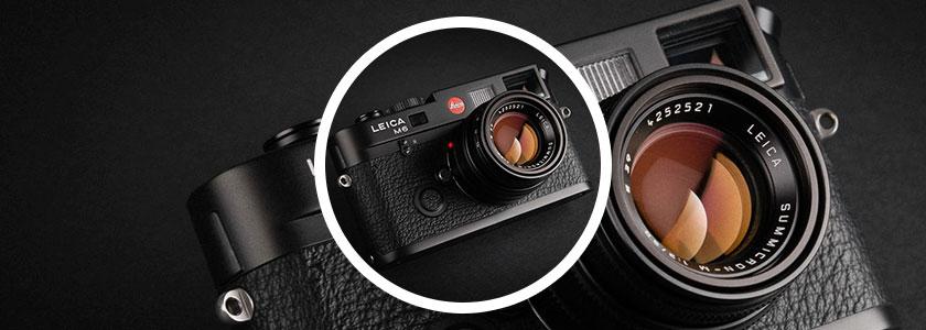 11 лучших фотоаппаратов Leica