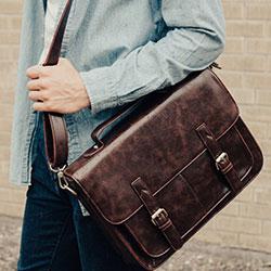 Классическая прочная сумка