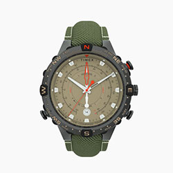 Timex Allied Tite-Temp-Compass