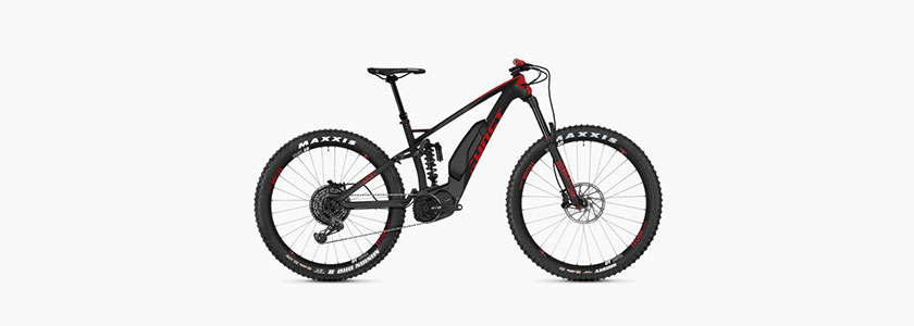 Ghost Hybride SL AMR X S 7.7+ LC