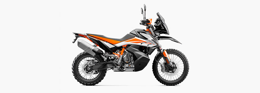 KTM 790 Adventure R – лучший турэндуро мотоцикл