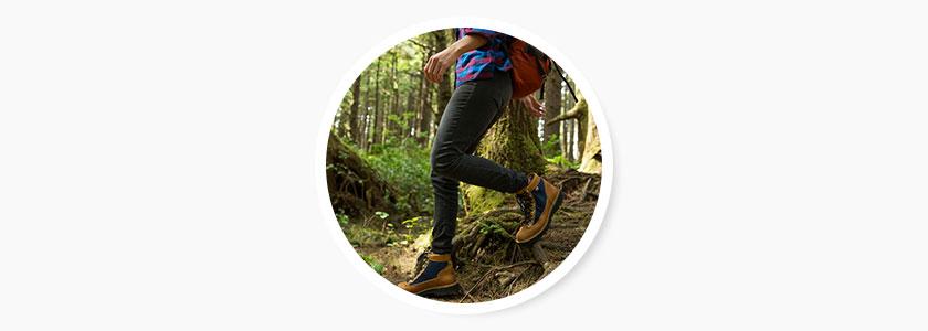Лучшие треккинговые ботинки для хайкинга и походов