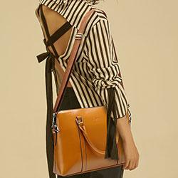 Прочная и изысканная сумка