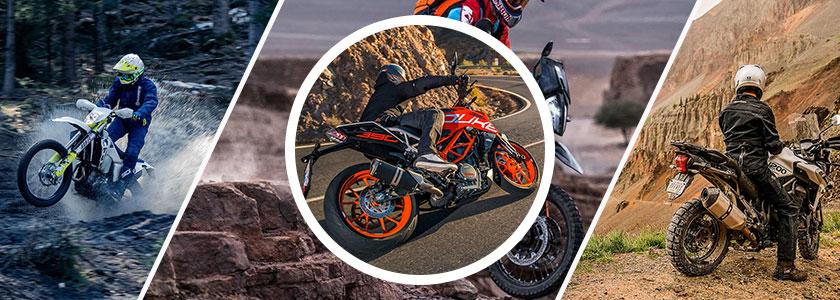 Самые лучшие мотоциклы для начинающих, туризма, dual-sport и adventure