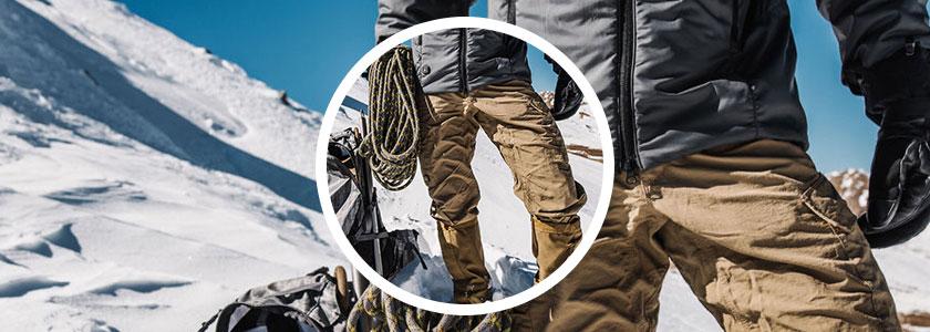 Самые лучшие мужские походные брюки