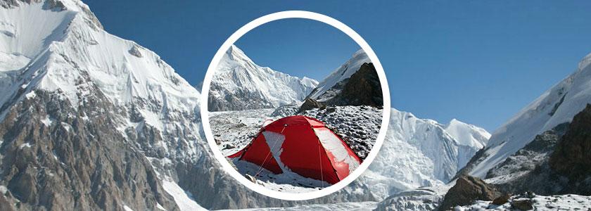 7 лучших всесезонных палаток для кемпинга