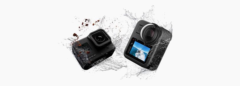 GoPro HERO8 Black vs. GoPro MAX